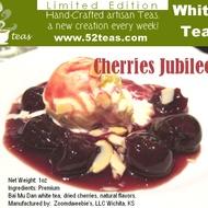 Cherries Jubilee Bai Mu Dan from 52teas