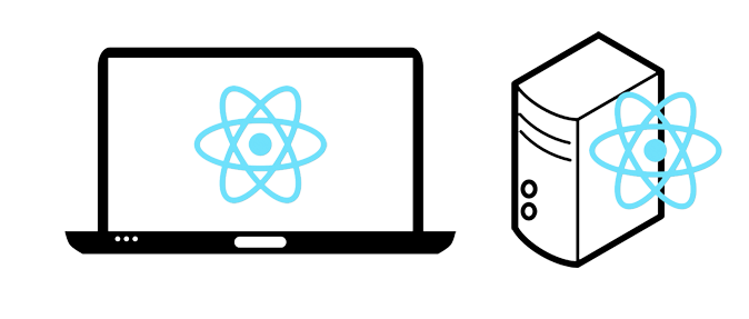 Setup React Universal (aka isomorphic) application