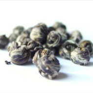 Rolled Jasmine Green from Five Mountains