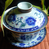 Flower Gaiwan from Butiki Teas