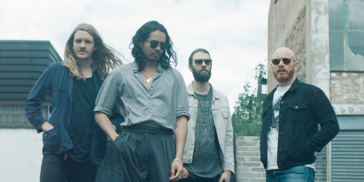 "The Temper Trap on putting out their long-awaited third album: ""The pressure was just mainly put on by ourselves"""