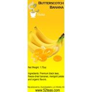 Butterscotch Banana from 52teas