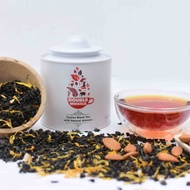 Ceylon Black Tea with Natural Almond from Double Miracle Tea