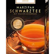Marzipan Schwarztee from Niederegger Lübeck