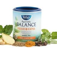 Ayurvedic Balance Vigour - Kapha from Tetley