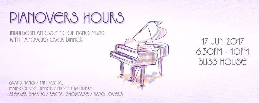 Pianovers Hours