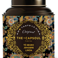 Ginger & Lemon Black Tea from The Capsoul