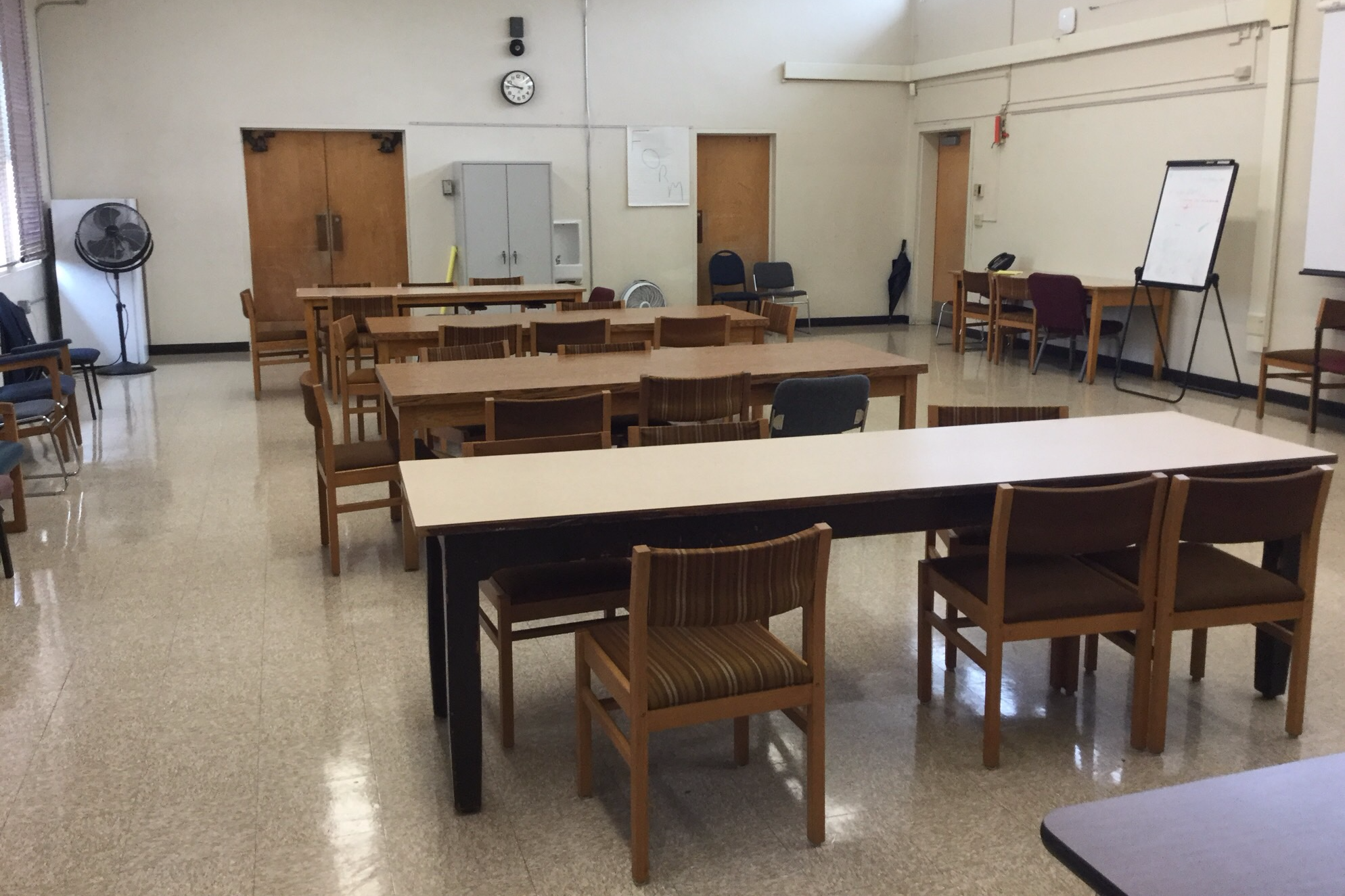 Cafeteria Dining Room