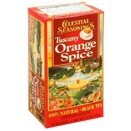 Tuscany Orange Spice Black Tea from Celestial Seasonings