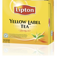Yellow Label from Lipton