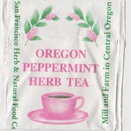 Oregon Peppermint from San Francisco Herb and Natural Food