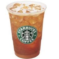 Starbucks Black Iced Tea from Tazo