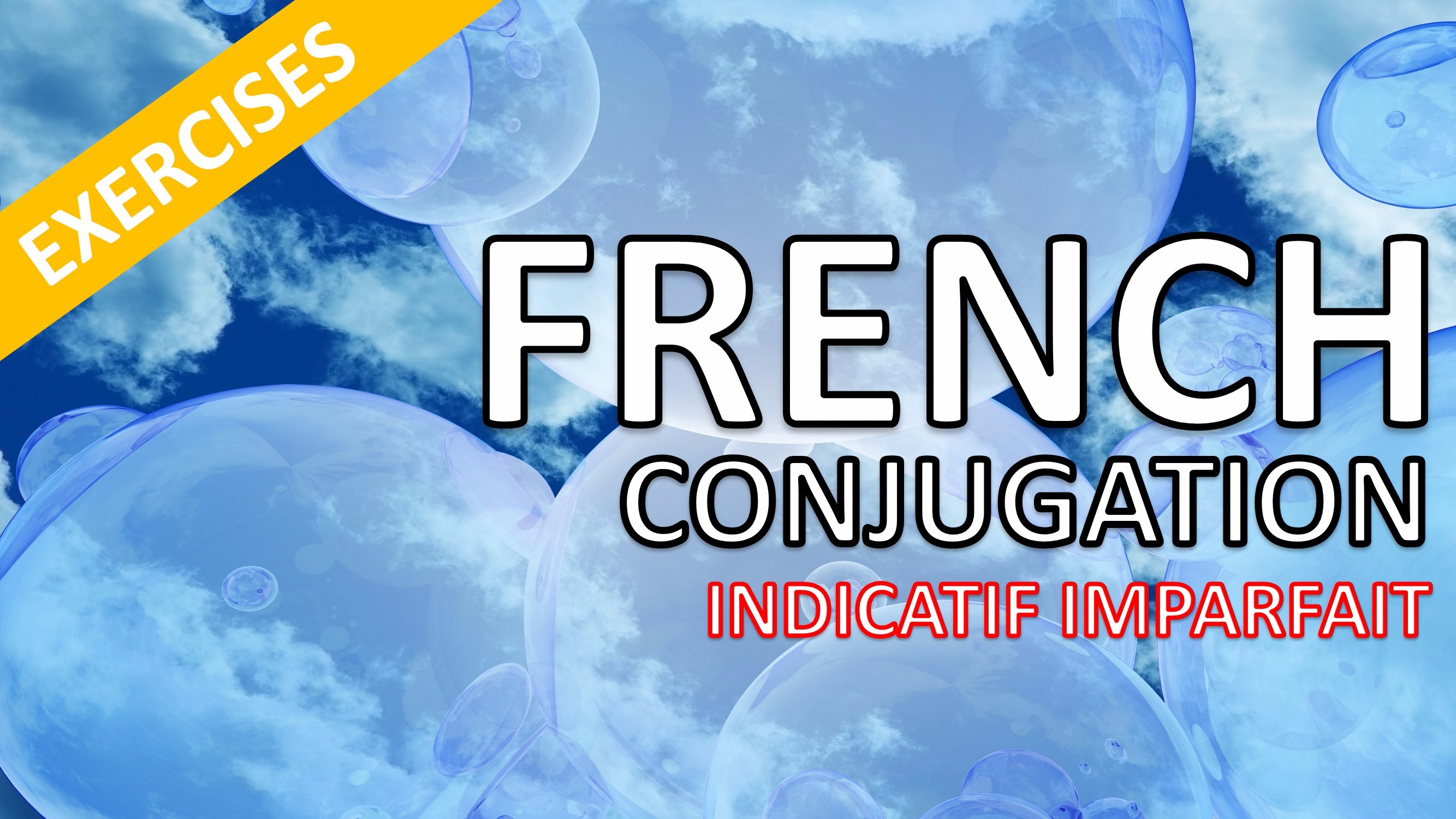 French Conjugations of R pondre (to Answer)