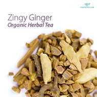 Zingy Ginger from Steeped Tea