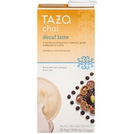 Chai Decaf Latte from Tazo