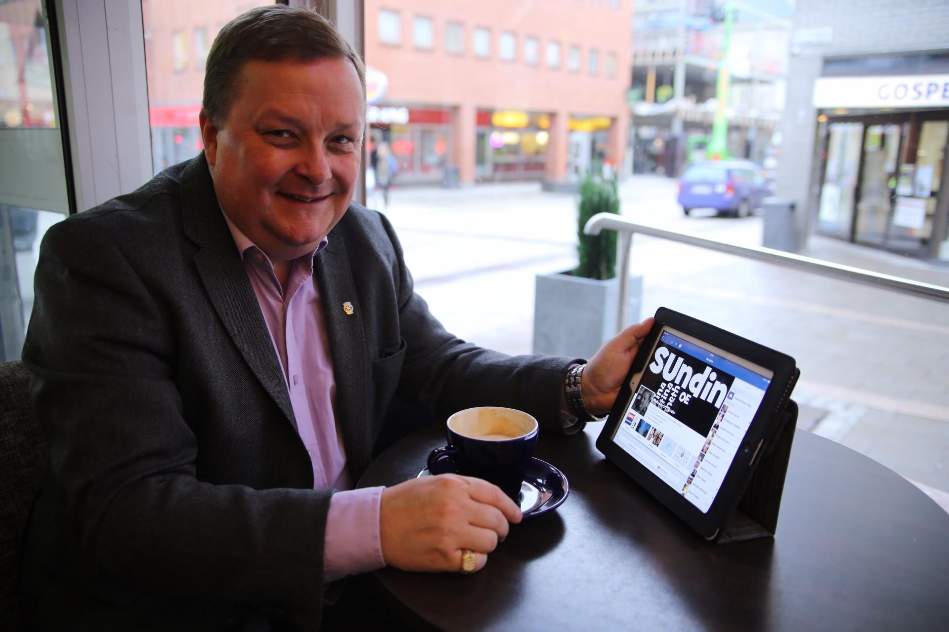 Kenneth OE Sundin - Klicka för LinkedInprofil