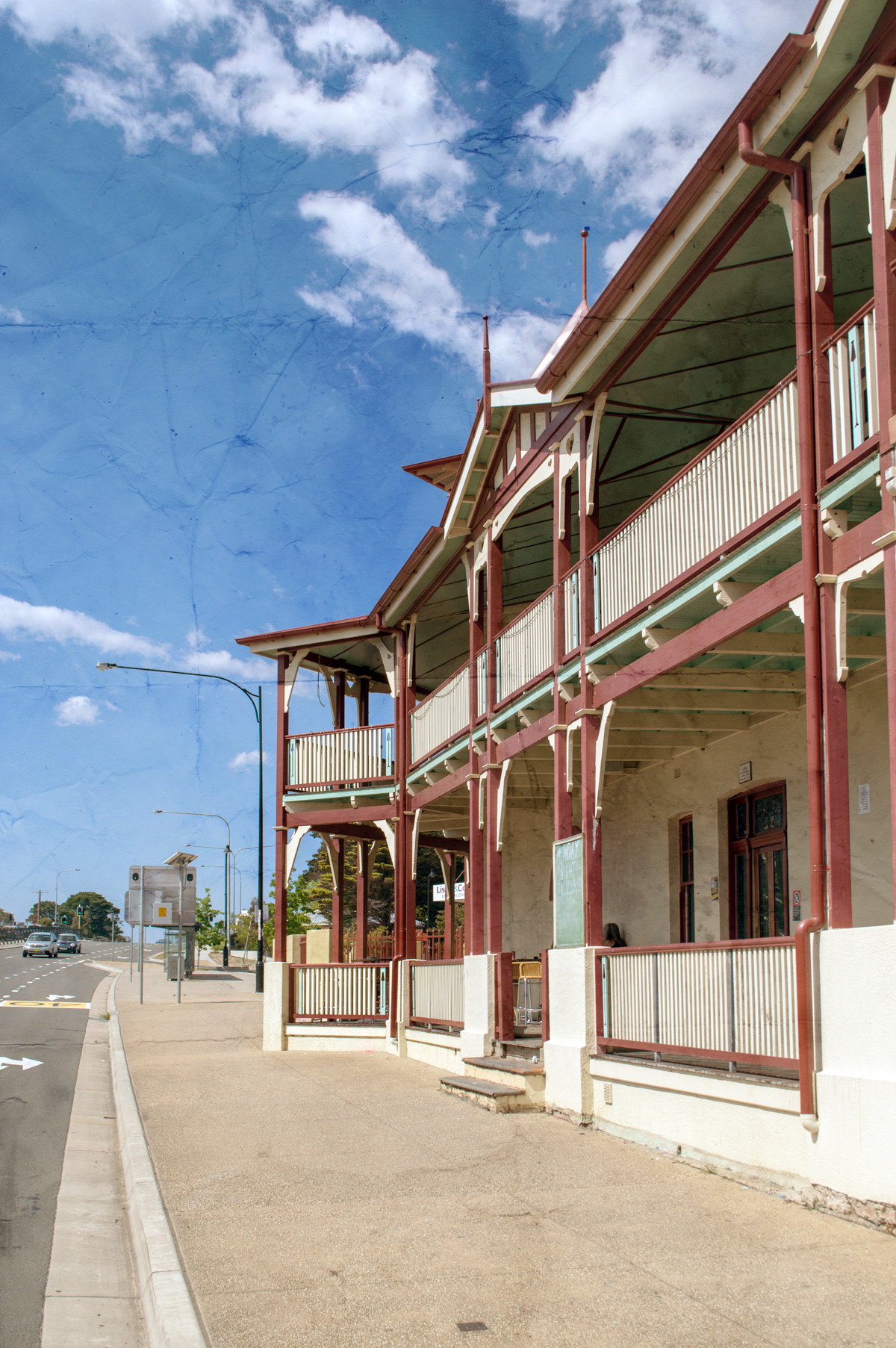 BLUE MOUNTAINS HOTEL