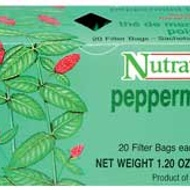 Organic Peppermint from Nutratea