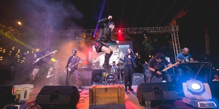 GIG REPORT: Intramuros Rising 4: The Homecoming March