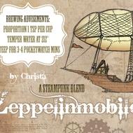 Zeppelinmobile from Adagio Custom Blends, Christa Y
