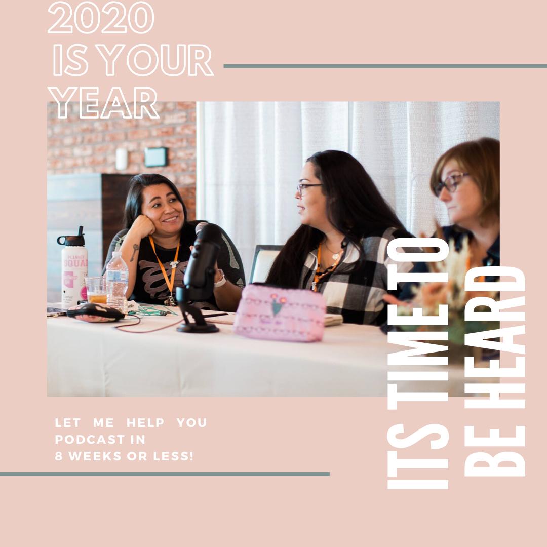 Plan Her Podcast - 2020 Goals