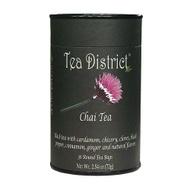 Chai Tea from Tea District