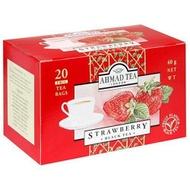 Strawberry Black Tea from Ahmad Tea