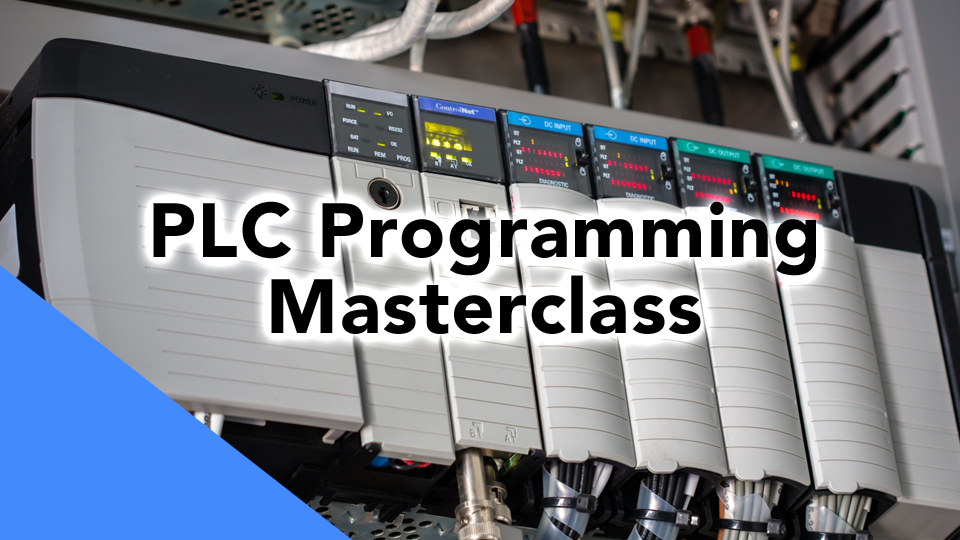 PLC Programming - Beginner to Paid Professional | RSLogix