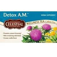 Detox A.M. Wellness Tea from Celestial Seasonings