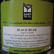 Black Bear Tea from Banff Tea Co