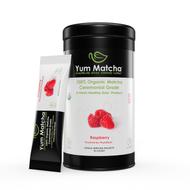 Raspberry from Yum Matcha