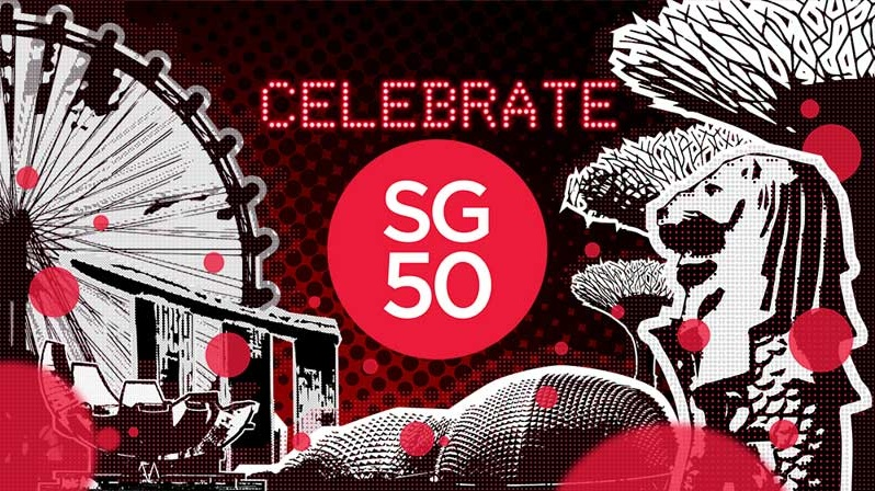 Celebrate SG50 [SOLD OUT]