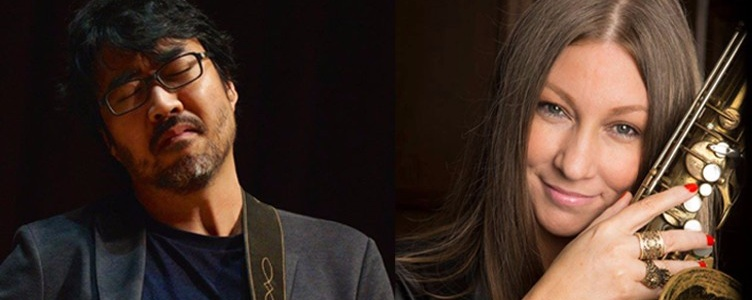 Jazz in July: Nicole Duffell and Andrew Lim