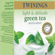 Green Tea with Mint from Twinings