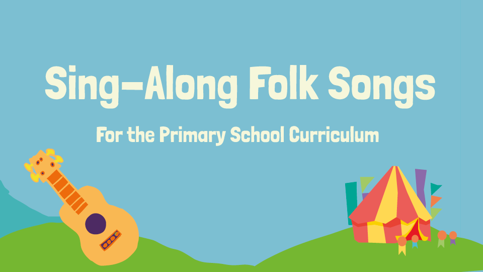 Curriculum Songs - Sing-Along Folk Songs | DabbledooMusic