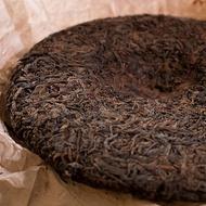 1997 8582 from Menghai Tea Factory