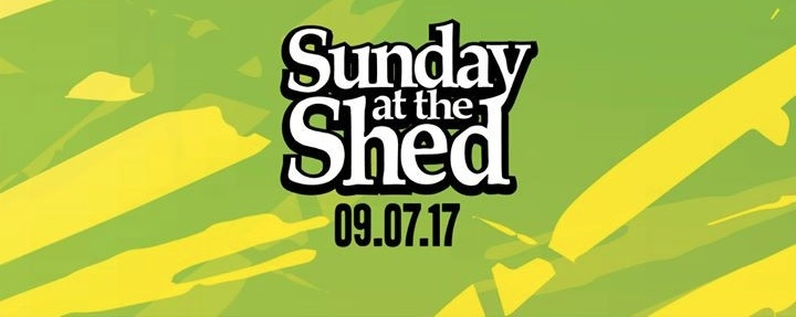 Sunday at the Shed - 9 July