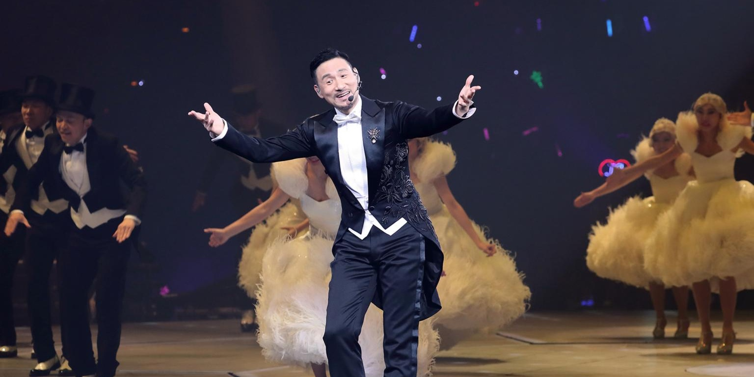 Jacky Cheung to return to Singapore next February