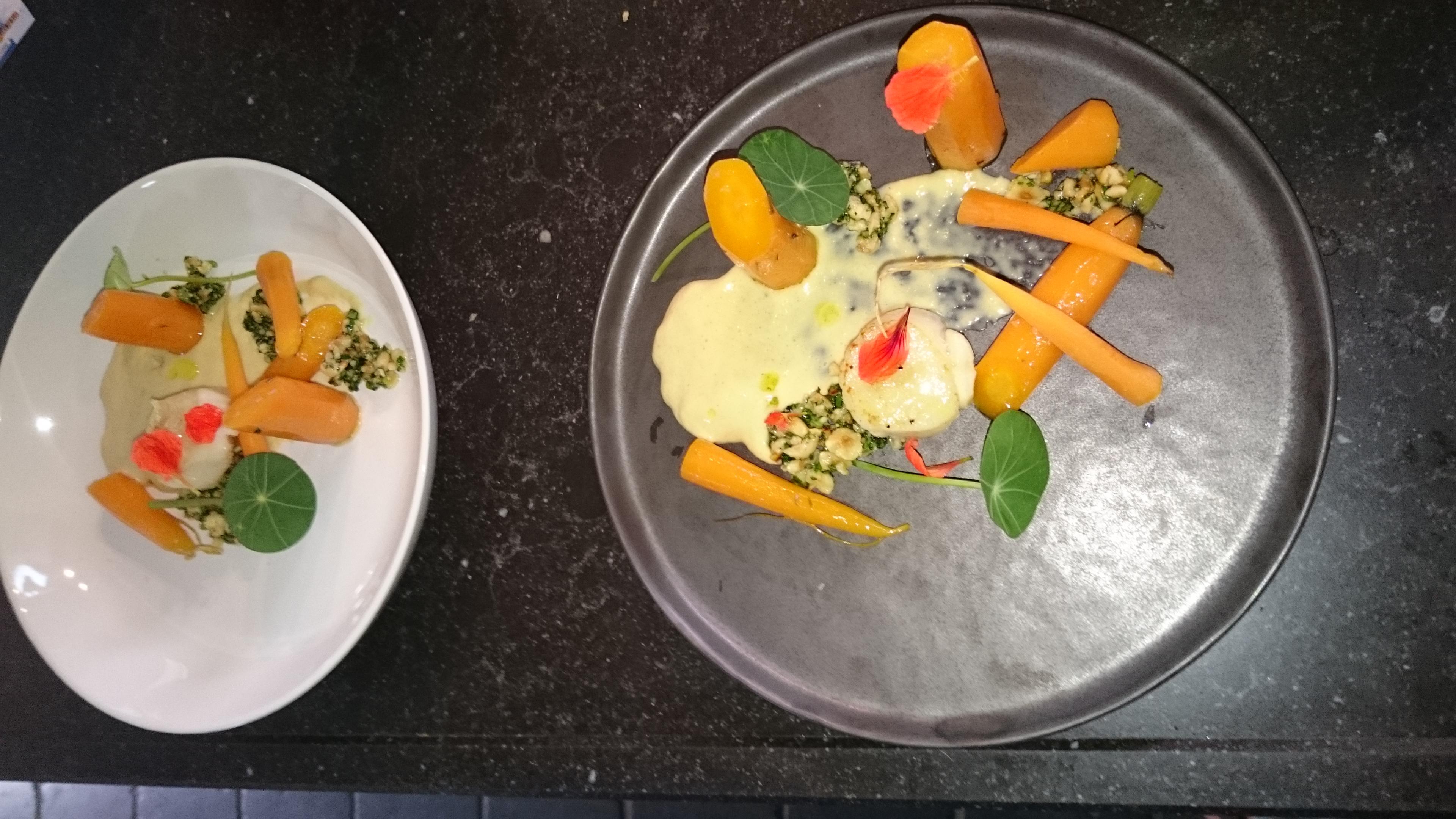 Bagna càuda foam sous vide recipe chefsteps