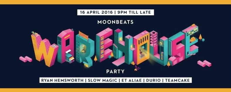 Moonbeats Warehouse Party