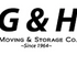 G & H Moving & Storage Co | Hemet CA Movers