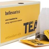 Select Breakfast Tea from Bellevue tea