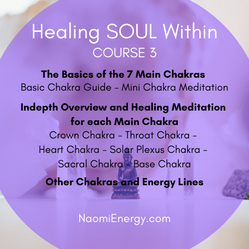 Healing Soul Within Course 3