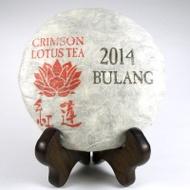 Spring 2014 Bulang Shan Elders Sheng / Raw Puerh from Crimson Lotus Tea