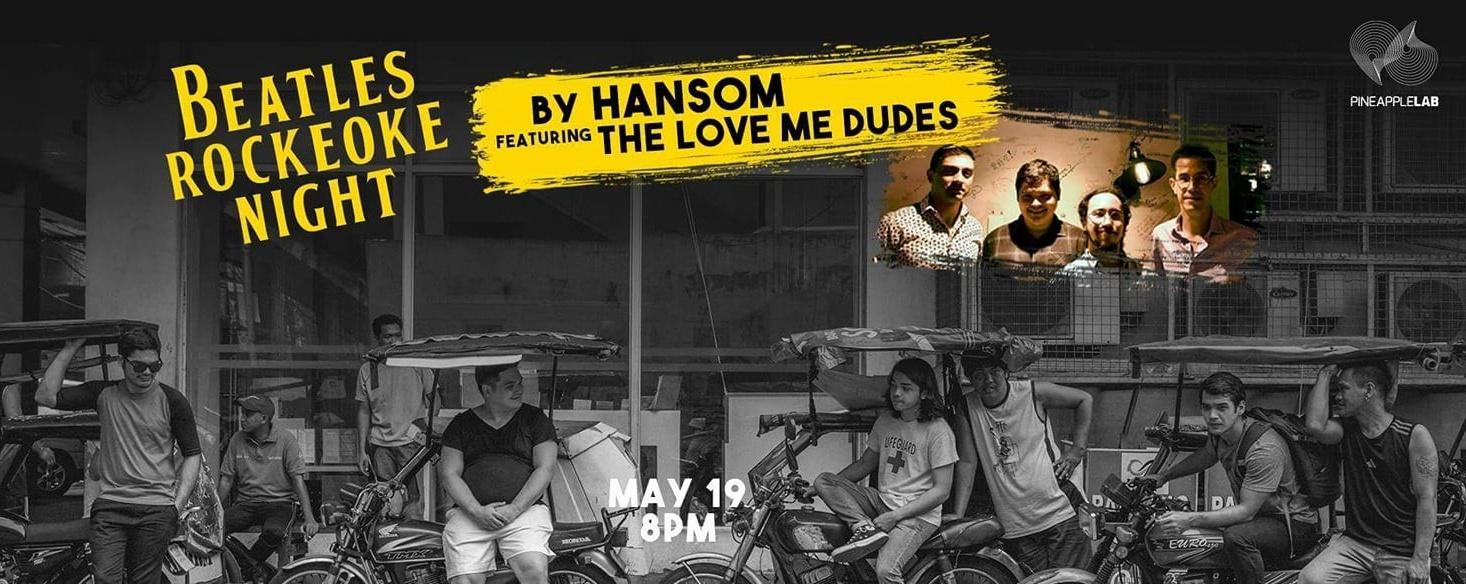 Beatles Rockeoke Night by Hansom Feat. The Love Me Dudes