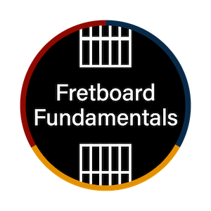 fretboard fundamentals pathway