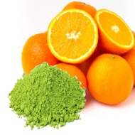 Orange Matcha from 3 Leaf Tea