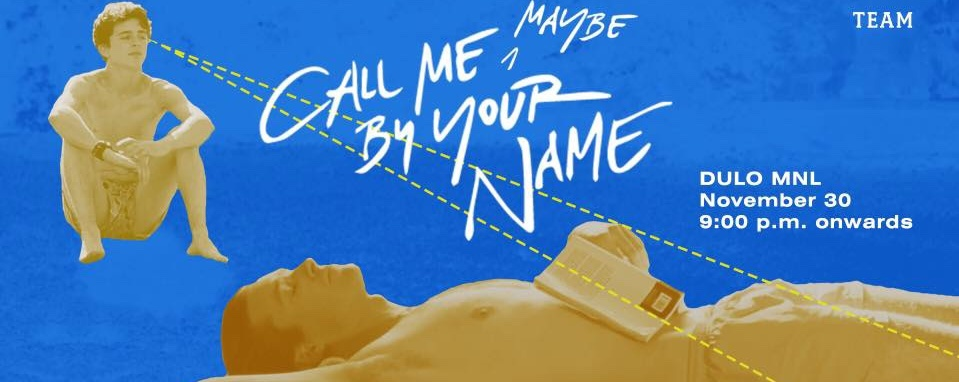 Call Me Maybe By Your Name