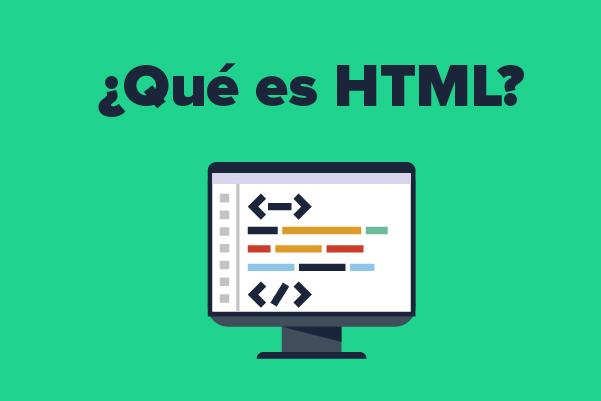 Que es HTML?