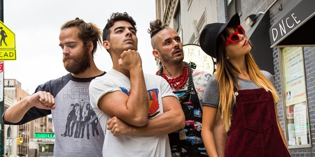 5 DNCE performances that showcase their exuberant personality